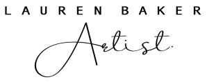 Lauren Baker Artist Logo