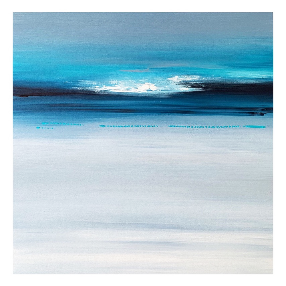 'Haze Upon Sea'